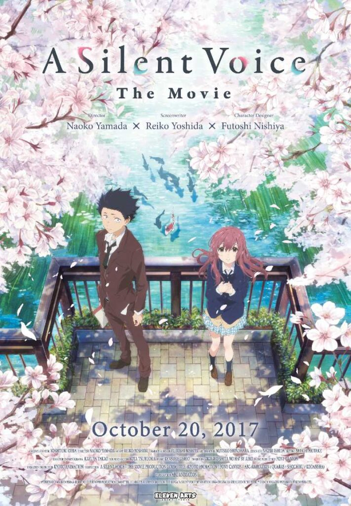 A Silent Voice - Anime Film