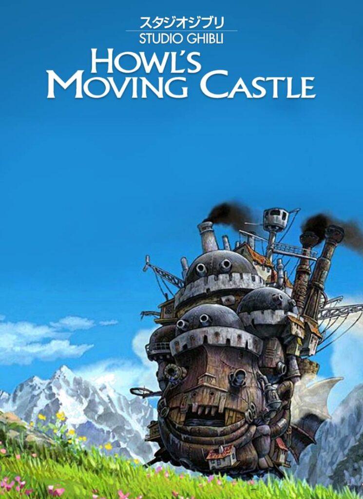 Howl's moving castle - Anime Film