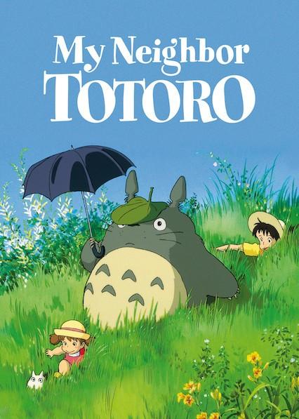 My Neighbor Totoro - Anime Film