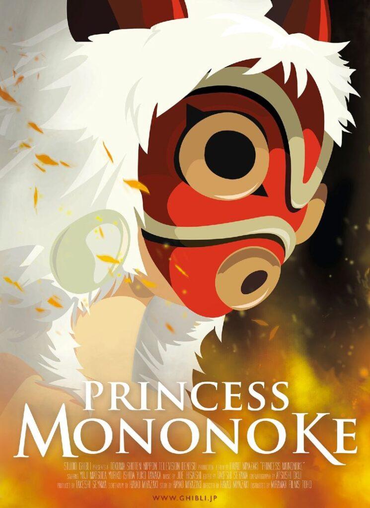 Princess Mononoke - Anime Film