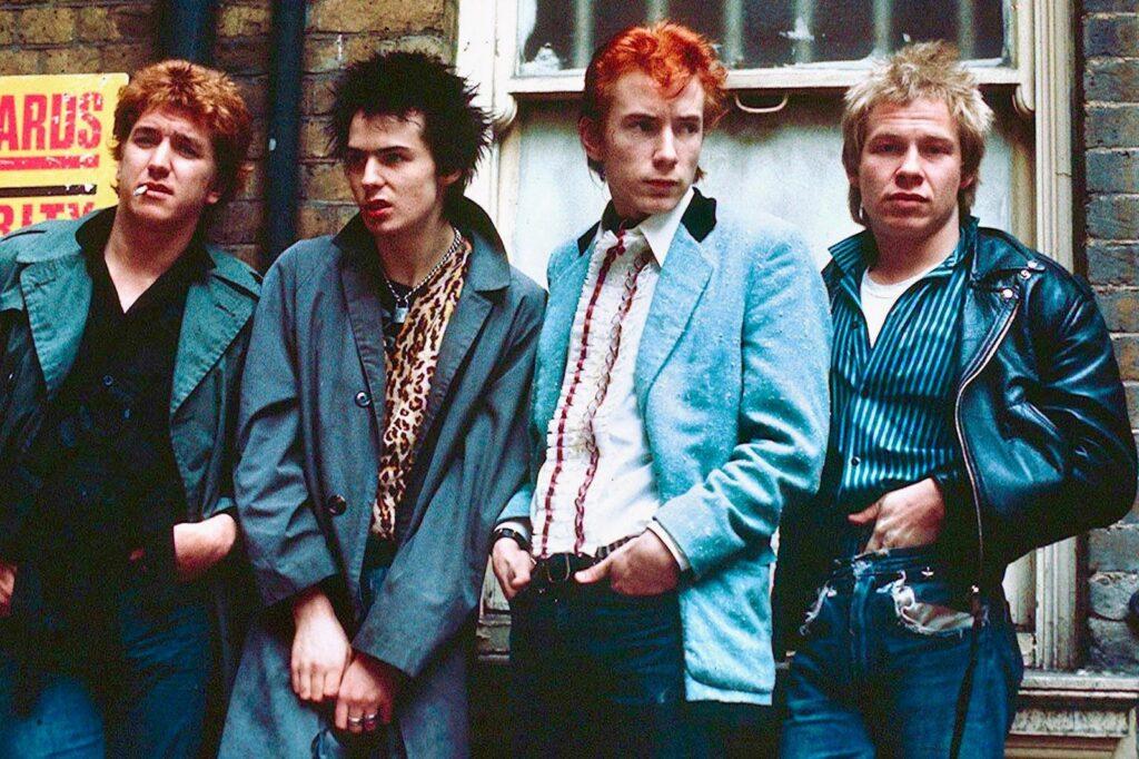 Sex Pistols, Punk Rock Grubu