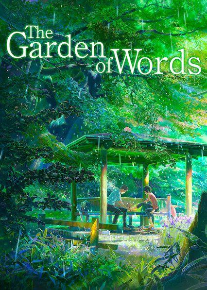 The Garden Of Words - Anime Film