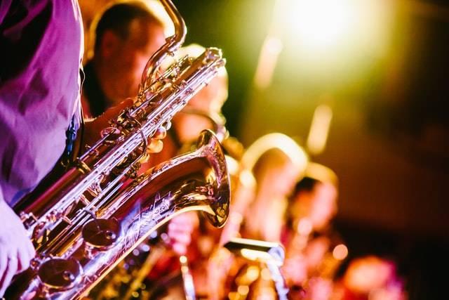 Jazz Konseri Saksafon