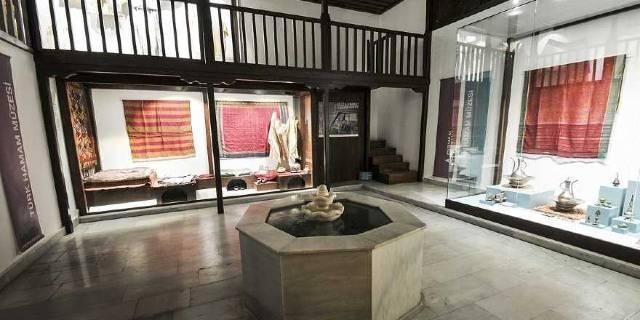 Ankara Beypazarı Türk Hamamı Müzesi