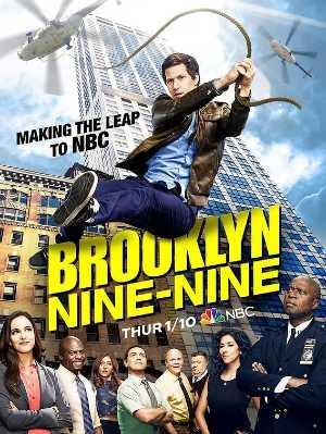 Brooklyn Nine-Nine Netflix Dizisi