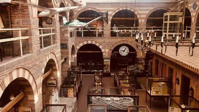 Çengel Han Rahmi M. Koç Müzesi