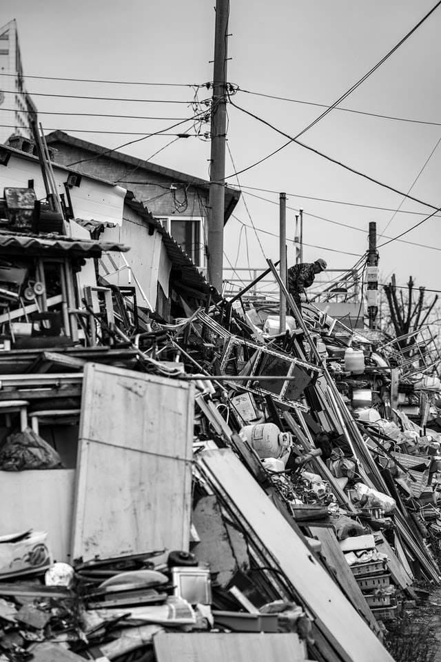 Deprem Enkazı