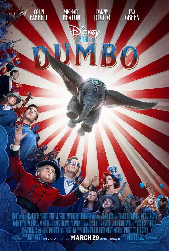 Dumbo Film Afişi