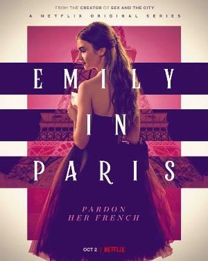 Emily In Paris Netflix Dizisi