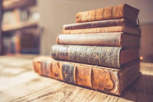 Yıllanmış kitaplar