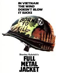 Full Metal Jacket - Savaş Filmi