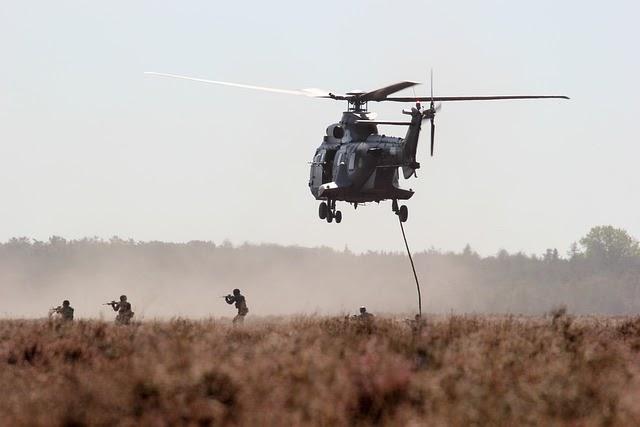Kasım Süleymani Öldürüldü - Helikopter Operasyonu
