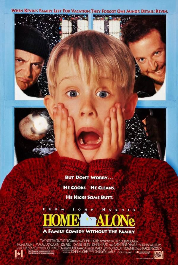 Home Alone - Evde Tek Başına