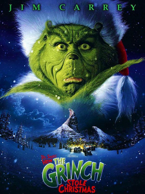 How the Grinch Stole Christmas (2000/Grinç)