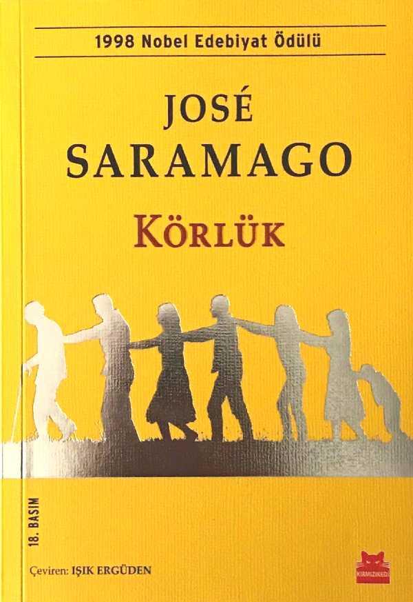 Distopik Kitaplar - Körlük Jose Saramago
