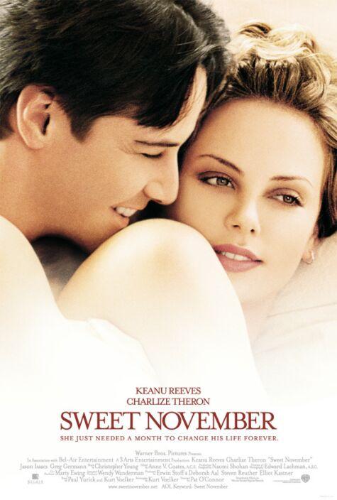 Sweet November - Kasımda Aşk Başkadır