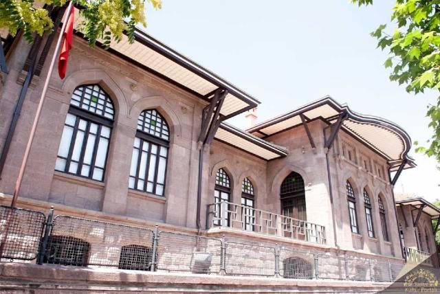 Kurtuluş Savaşı Müzesi (1. TBMM Binası)