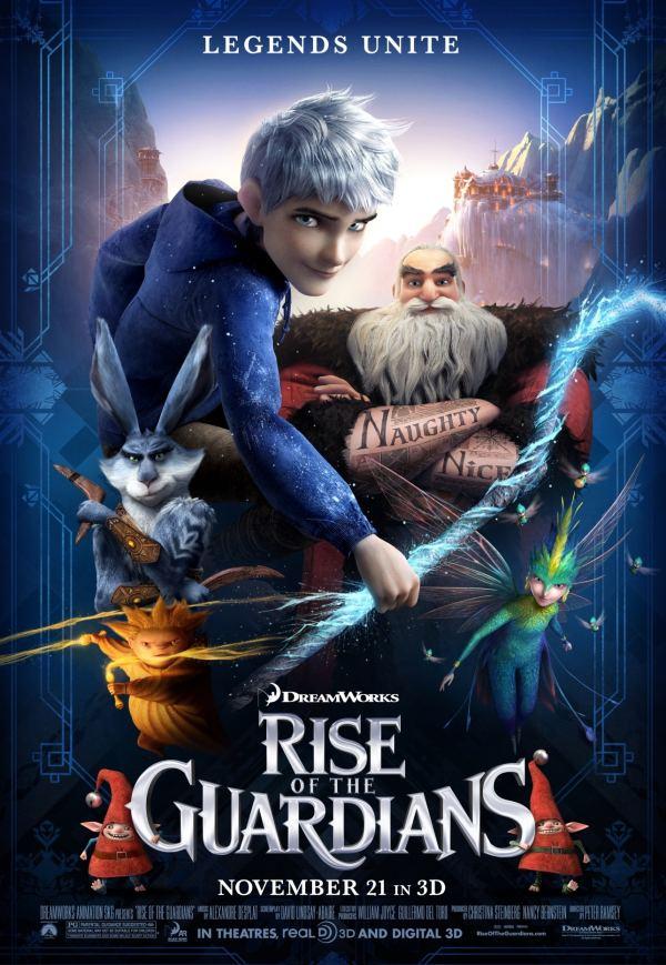Rise of Guardians - Efsane Beşli