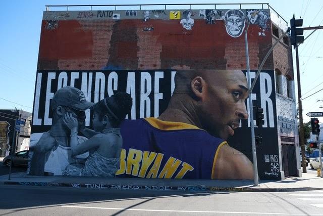 Seni unutmayacağız Kobe Bryant - Kobe Bryant helikopter kazasında öldü