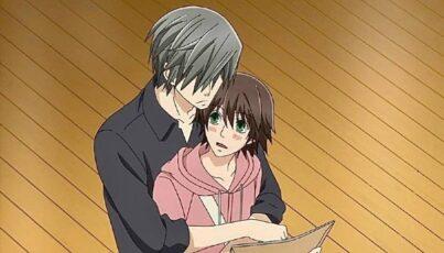 Shounen Ai Anime Önerileri