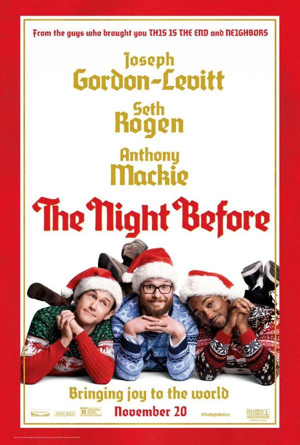 The Night Before - Çılgın Bir Gece