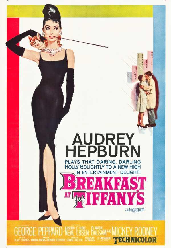 Breakfast At Tiffany's - Tiffany'de Kahvaltı (1961)