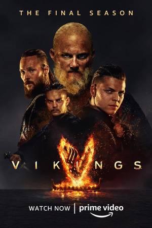 Vikings Netflix Dizisi