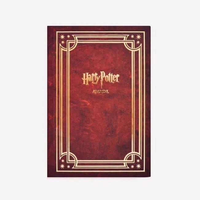Yılbaşı Hediyesi Harry Potter Ajanda